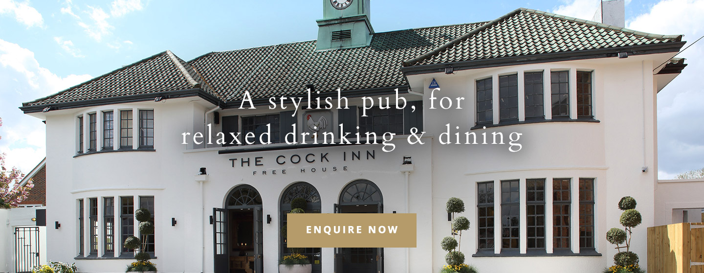 Welcome to The Cock Inn
